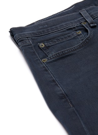 - RAG & BONE - FIT 1水洗修身棉质牛仔裤