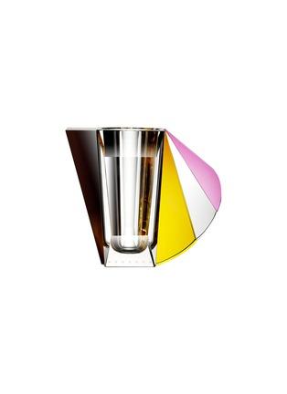 首图 –点击放大 - REFLECTIONS COPENHAGEN - GRAND MANHATTAN几何造型水晶花瓶