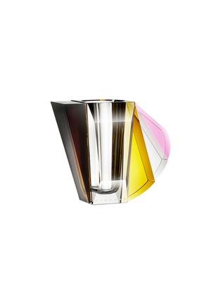 - REFLECTIONS COPENHAGEN - GRAND MANHATTAN几何造型水晶花瓶