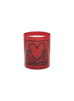 首图 –点击放大 - LIGNE BLANCHE - Red Running Heart香氛蜡烛140g