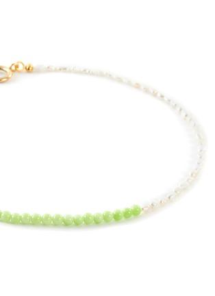 细节 - 点击放大 - JENNIFER BEHR - AMADORA不对称珠饰珍珠项链