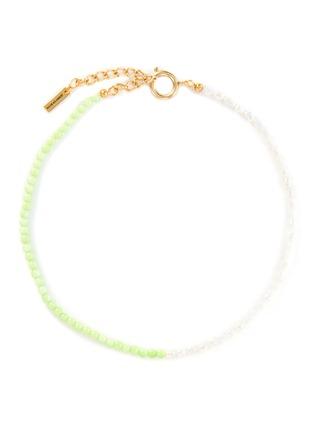 首图 - 点击放大 - JENNIFER BEHR - AMADORA不对称珠饰珍珠项链