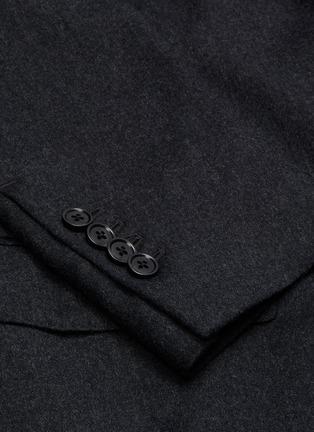 - LARDINI - 平驳领羊毛西服套装