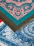 细节 - 点击放大 - FRANCO FERRARI - PALLINO复古图案真丝围巾