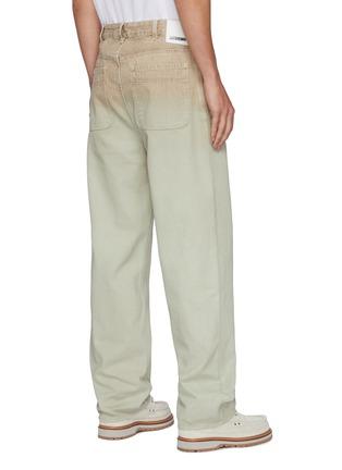 背面 - 点击放大 - JACQUEMUS - 渐变水洗有机棉牛仔裤