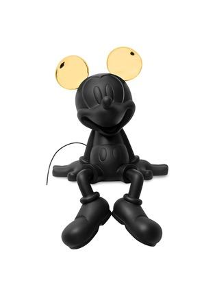首图 –点击放大 - LEBLON-DELIENNE - MICKEY #TAKE2 #GOLD BY KELLY HOPPEN拼色耳朵米老鼠雕塑-黑色及金色