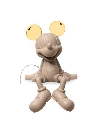 首图 –点击放大 - LEBLON-DELIENNE - MICKEY #TAKE2 #GOLD BY KELLY HOPPEN拼色耳朵米老鼠雕塑-棕色及金色