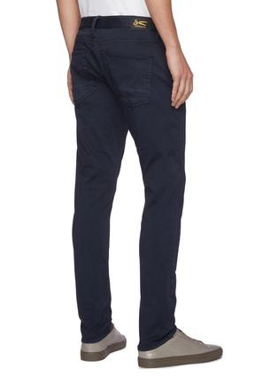 背面 - 点击放大 - DENHAM - YORK修身混棉长裤