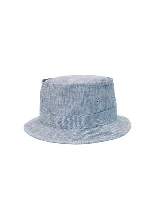 首图 - 点击放大 - MOSSANT - 亚麻渔夫帽