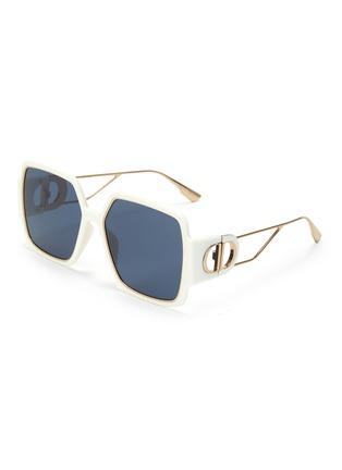 首图 - 点击放大 - DIOR - 30 MONTAIGNE OVERSIZE板材方框太阳眼镜