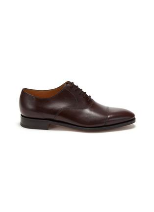 首图 - 点击放大 - JOHN LOBB - CITY II TENSILE小牛皮牛津鞋
