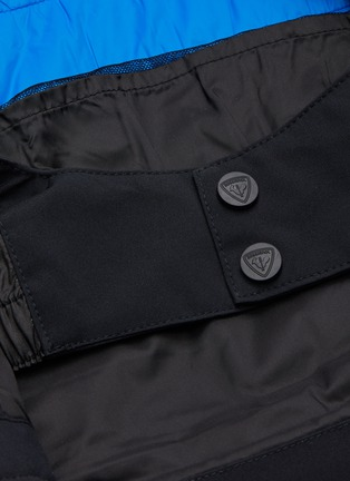 - ROSSIGNOL - EMBLEME拼色夹棉功能连帽滑雪夹克
