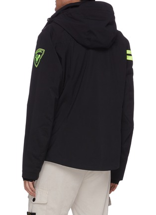 背面 - 点击放大 - ROSSIGNOL - EMBLEME拼色夹棉功能连帽滑雪夹克