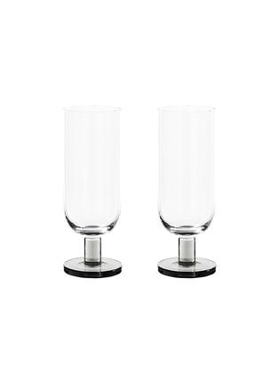 首图 –点击放大 - TOM DIXON - Puck玻璃高球杯两件套