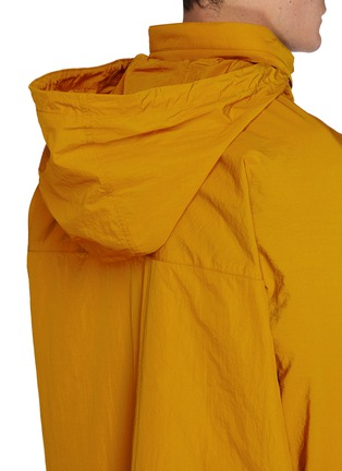 细节 - 点击放大 - NANAMICA - 两面穿混棉夹克
