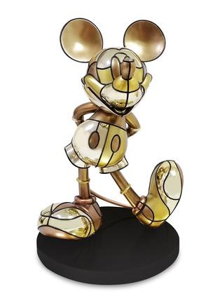 首图 –点击放大 - LANE CRAWFORD - APPortfolio x David Flores Golden Child限量版镀金米老鼠雕塑-金色