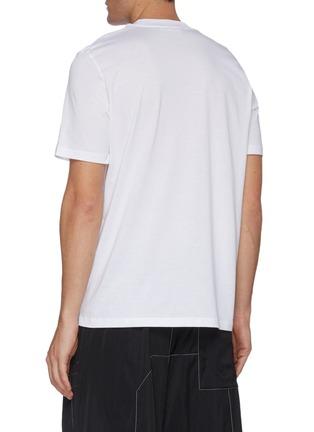 背面 - 点击放大 - JIL SANDER - 纯棉T恤