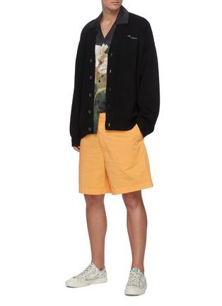 模特儿示范图 - 点击放大 - ACNE STUDIOS - 纯棉短裤