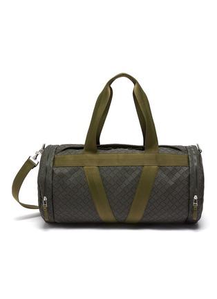 首图 - 点击放大 - BOTTEGA VENETA - 搭带几何纹理橡胶健身包