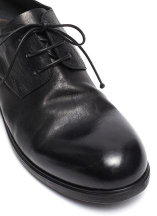 细节 - 点击放大 - MARSÈLL - 真皮德比鞋