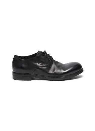 首图 - 点击放大 - MARSÈLL - 真皮德比鞋