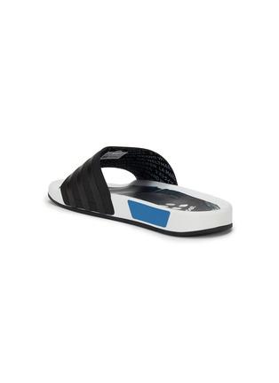 细节 - 点击放大 - ADIDAS - ADILETTE PREMIUM条纹拖鞋