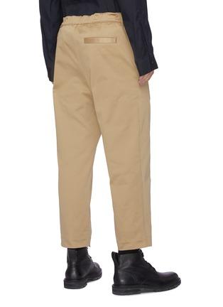 背面 - 点击放大 - OAMC - 腰带纯棉露踝裤