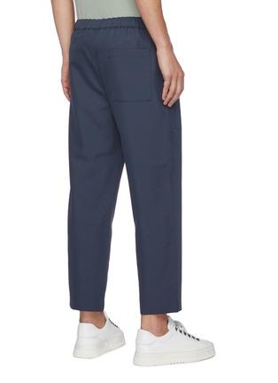 背面 - 点击放大 - OAMC - 抽绳裤腰露踝裤