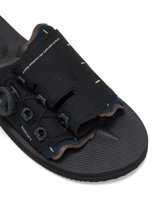 细节 - 点击放大 - SUICOKE - 搭带凉鞋