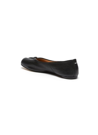 - MAISON MARGIELA - TABI真皮分趾平底鞋