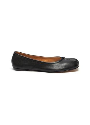 首图 - 点击放大 - MAISON MARGIELA - TABI真皮分趾平底鞋