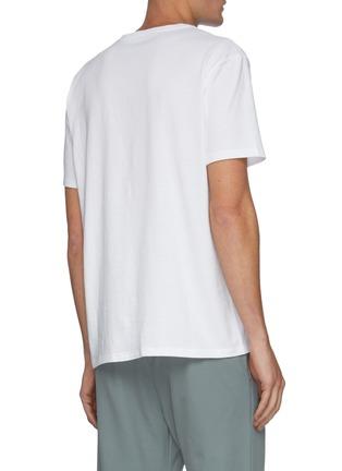 背面 - 点击放大 - NANAMICA - 几何图案T恤