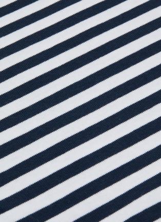 - NANAMICA - 拼色条纹T恤
