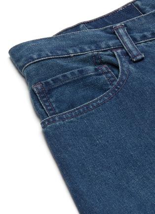 - NANAMICA - 水洗直脚牛仔裤
