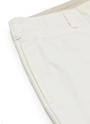 - NANAMICA - 斜纹布长裤