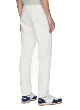 背面 - 点击放大 - NANAMICA - 斜纹布长裤