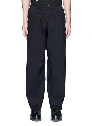 首图 - 点击放大 - MARCELO BURLON - ANTISANA品牌标志刺绣休闲裤