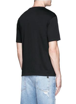 背面 - 点击放大 - PALM ANGELS - 闪粉品牌标志胶印纯棉T恤