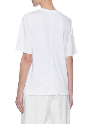 背面 - 点击放大 - THE ROW - 圆领纯棉T恤