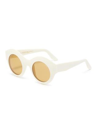 首图 - 点击放大 - LAPIMA - VERA圆框板材大阳眼镜