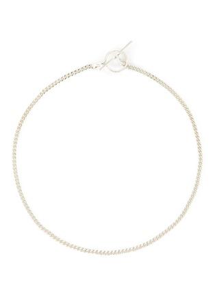 首图 - 点击放大 - VIBE HARSLØF - ELSA小号链条造型纯银项链