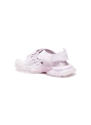 - BALENCIAGA - 镂空搭叠魔术贴凉鞋