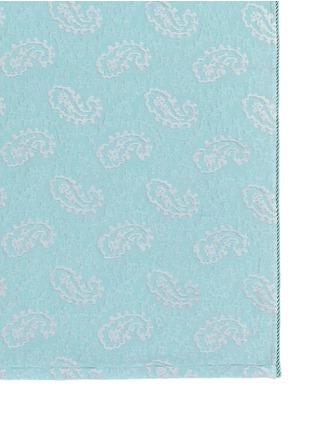细节 - 点击放大 - ETRO - Chambord Clisson paisley jacquard bedspread