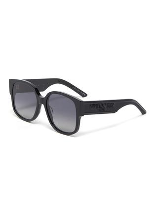 首图 - 点击放大 - DIOR - Wildior品牌名称oversize板材太阳眼镜