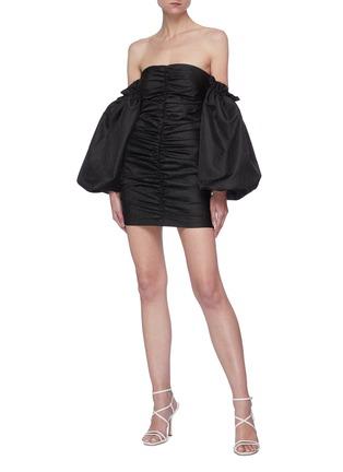 模特儿示范图 - 点击放大 - ROTATE - PHOEBE连衣裙