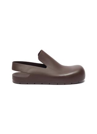 首图 - 点击放大 - BOTTEGA VENETA - 露跟橡胶凉鞋