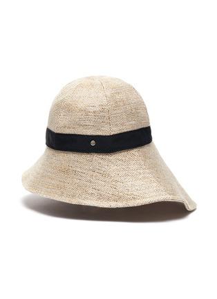 首图 - 点击放大 - MAISON MICHEL - JULIANNE混亚麻渔夫帽