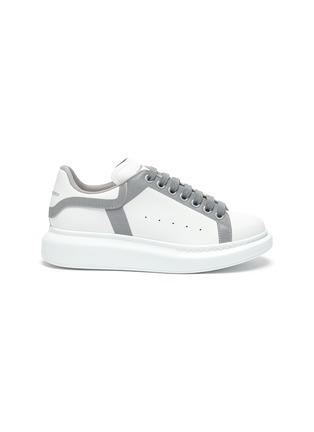 首图 - 点击放大 - ALEXANDER MCQUEEN - 拼色厚底运动鞋