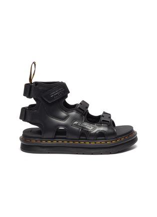 首图 - 点击放大 - SUICOKE - X DR MARTENS Boak插扣搭带真皮凉鞋
