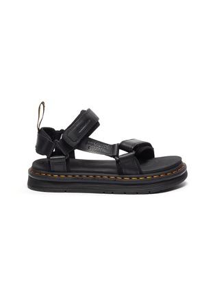 首图 - 点击放大 - SUICOKE - X DR MARTENS Depa搭带真皮凉鞋